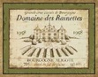 French Wine Label III Poster