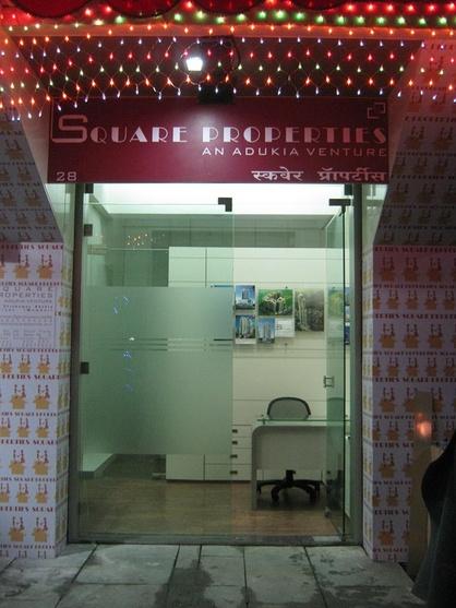 Small office interiors by anupa jangbari interior for Office interior design india