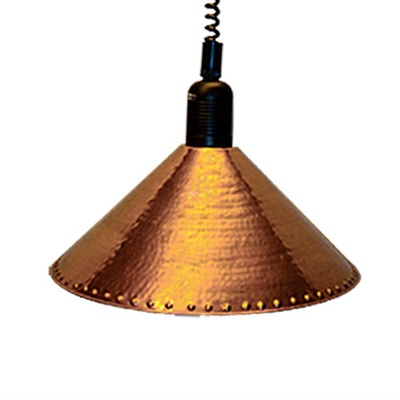 Conical Venus Pendant Light