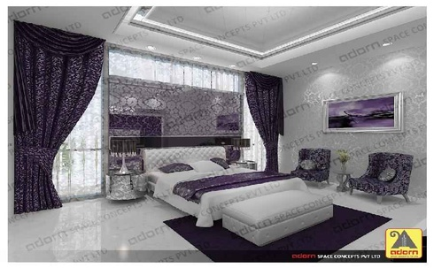 Master Bedroom Of Jodhpur Bunglow