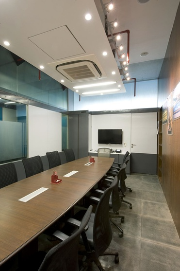 Sewepl Corporate Office By Rajesh Patel Architect In