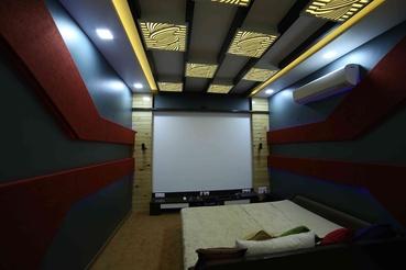Home Theatre Design Ideas Designs India