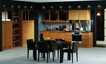 Modern Afro - Kitchen Design, Image Source: www.lushhome.com