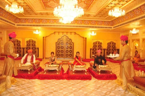 Virasat heritage restaurant interiors interior design