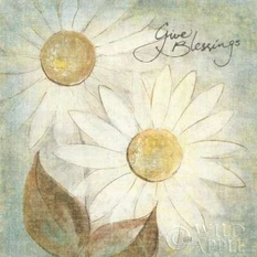 Daisy Do IV - Give Blessings Poster