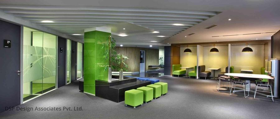 Xl Gurgaon By Dsp Design Associates Pvt Ltd Architect