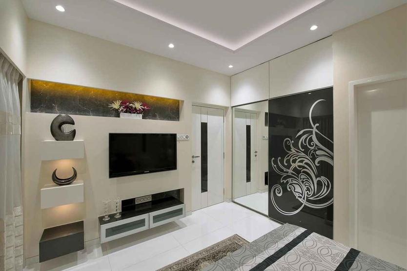Bharti arora by milind pai architect in mumbai for Interior design ideas living room mumbai