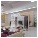 LIVING ROOM ~SPACE DESIGN GROUP