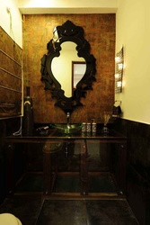 Traditional Vanity Mirror