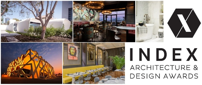 Index Architecture and Design Awards 2017 – Nominees List Out Now!