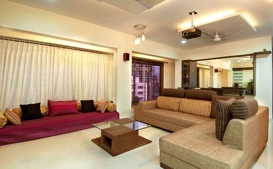 Living Room Design By Interior