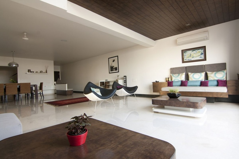 Hazel Penthouse in Bangalore