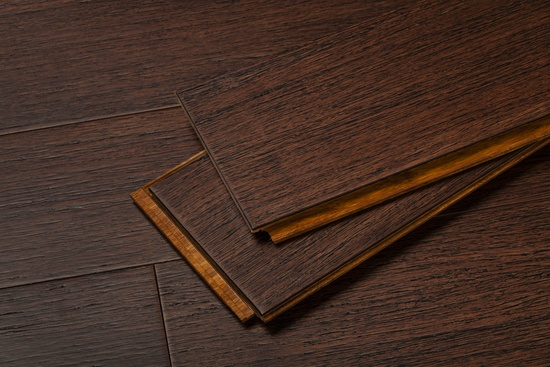 Plyboo stiletto strand flooring (barnwood)