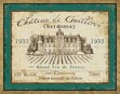 French Wine Label IV Poster