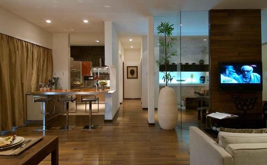 3bhk Home Design 3bhk Flat Interiors Apartment Home Interiors
