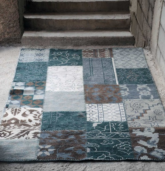 Amalfi Modern Wool Rug