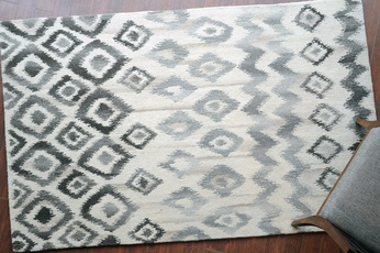 Kumasi Hand-tufted Traditional Pattern Rugs