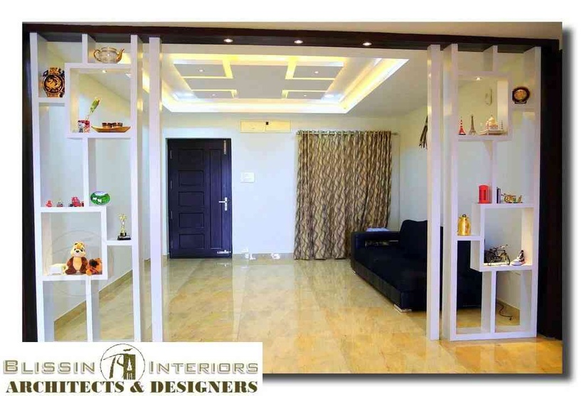 3 bhk luxury apartment in hyderabad by blissin interiors for Apartment interior design hyderabad