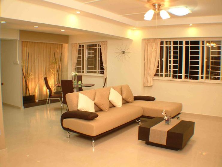 Studio apartments by ria decors pvt ltd interior for Living room designs chennai