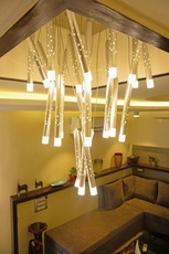 Ceiling Lights Design Idea by Interior Designer Deepak Mukati