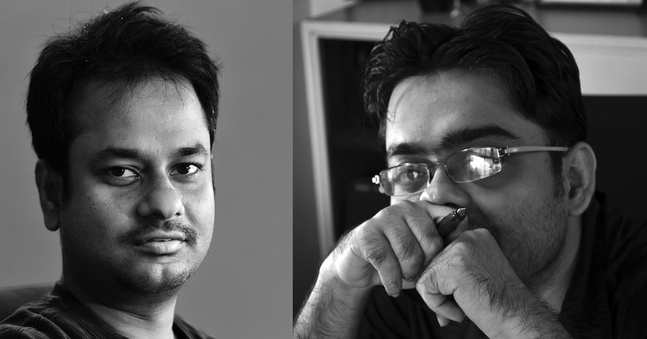 Architects Ranit Maiti and Subhrajit G. Mitra