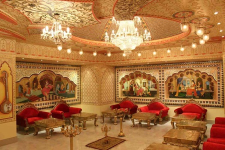Virasat Heritage Restaurant Furniture