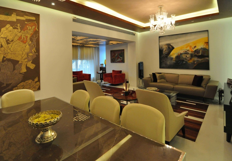 Kayzad shroff one of the promising architects zingyhomes for Interior design photos indian flats