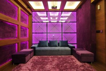 Home Theatre Interior Designer