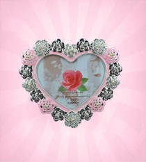 Buy Heart Shape Photo Frame