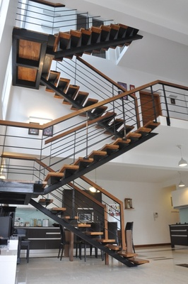 Staircase Design Idea by Architect Channa Horombuwa