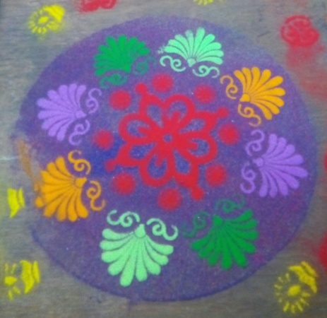Colorful holi decor collection of design ideas by amit kumar for Holi decorations at home