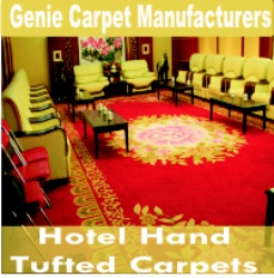 Hotel Hand Tufted Carpets