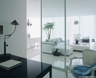 Aesthetic Glass Solutions for Office Space