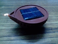 Indian Solar Diya Lamp