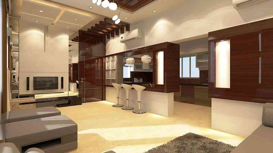 4 Bhk Ghansoli By Swapnil Mhatre Interior Designer In Navi Mumbai Maharashtra India