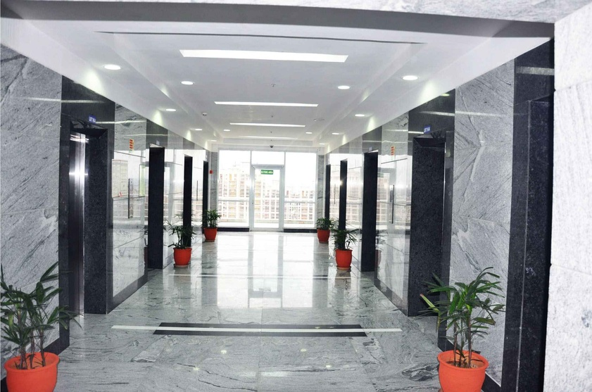 Daffodil software ltd phase i interior project 15th for Modern design building services ltd