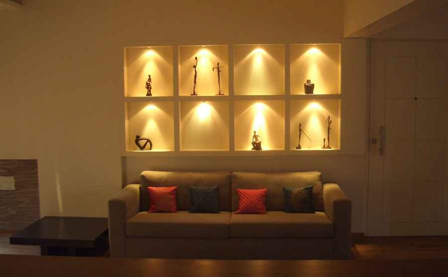 2 Bhk Apt At Bandra By Shahen Mistry Interior Designer In
