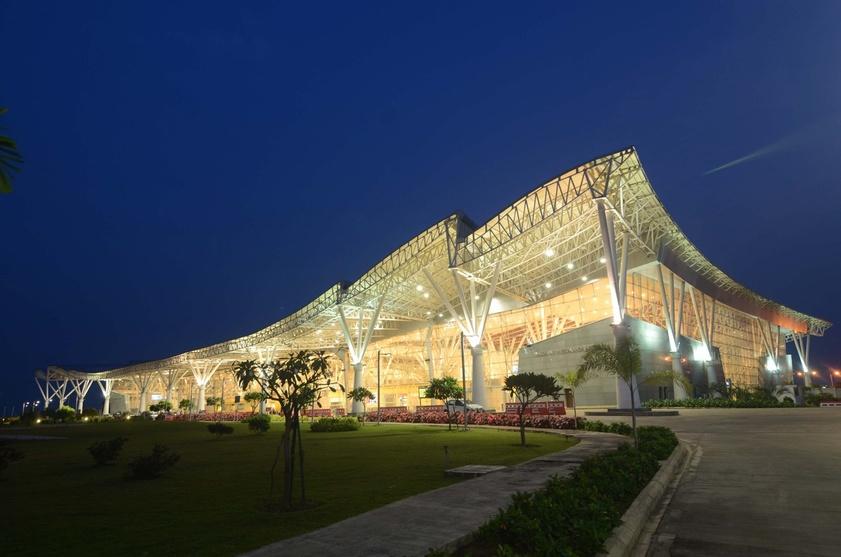Swami Vivekananda Airport Raipur By Prof Charanjit S