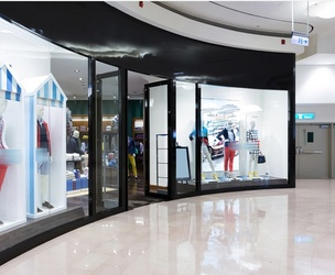 Acoustic Glass Solutions for Retail Space