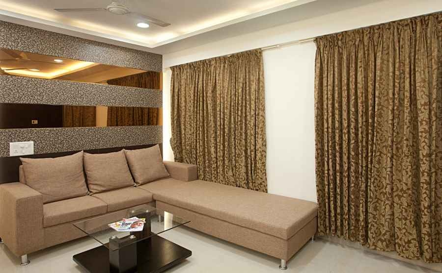 1 BHK Cheap Decorating Ideas : 1 BHK Room Design Low Space : ZingyHomes
