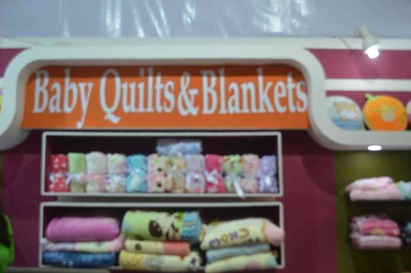 Baby Quilts and Blankets