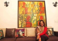 Sunayana Malhotra: From the canvas to the interiors
