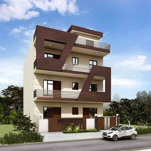 House in Sushant Lok