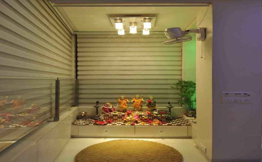 Pooja Room Decor Ideas Home, Tips, Photos, Corner Puja room Designs