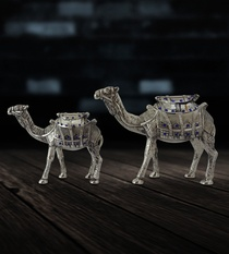 Buy Decorative Camel Standing Pair