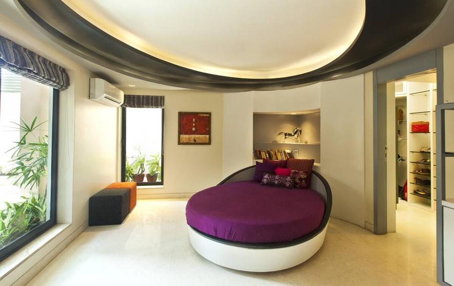 Classy Oval False Ceiling