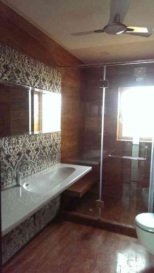 tiles for bathroom floor magnolias by ankkita jain das interior designer in delhi 20930