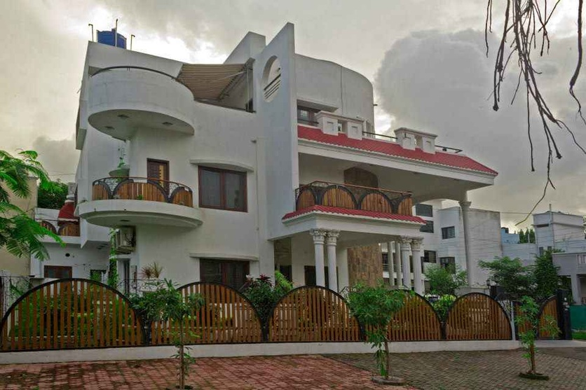 Jain Bungalow By Chitra Tibrewal Architect In Indore