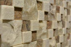 Natural Stone Mosaic wall Tiles