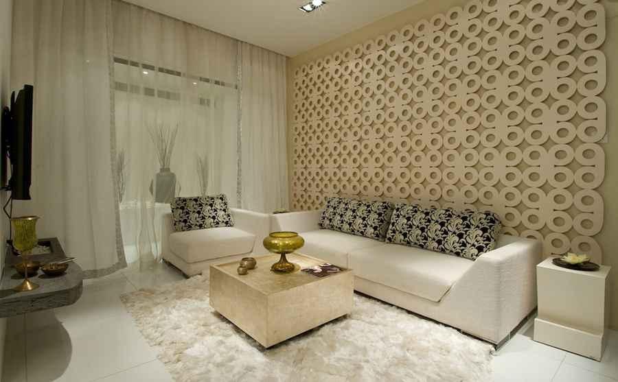 Rna Pallazo 2bhk Show Flat By Shahen Mistry Interior
